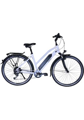 HAWK Bikes E-Bike »HAWK«, 8 Gang, Shimano, Deore, Heckmotor 250 W kaufen