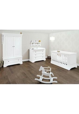 Pinolino® Babyzimmer - Komplettset »Emilia« (Set, 3 - tlg) kaufen