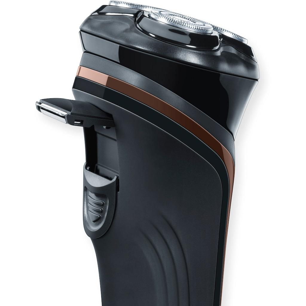 BEURER Elektrorasierer »BarbersCorner HR 8000«, 1 St. Aufsätze, wasserfest (IPX6)