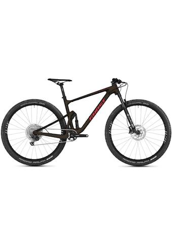 Ghost Mountainbike »Lector FS SF LC U Essential«, 12 Gang, Shimano, XT Schaltwerk, Kettenschaltung kaufen