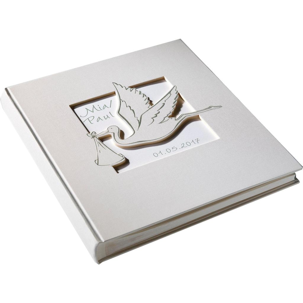 Walther Album »Cicogna«