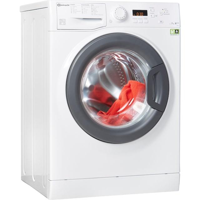 BAUKNECHT Waschmaschine FWM 7F4