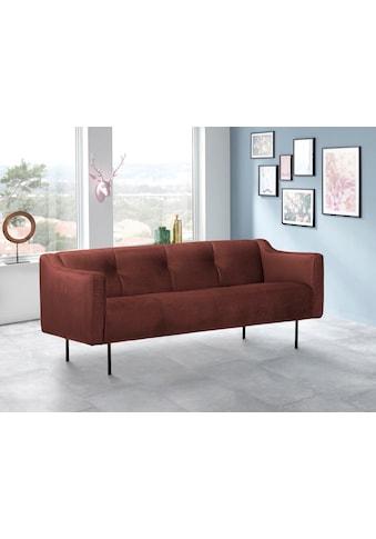 INOSIGN 2-Sitzer »Caelius«, mit Wellenunterfederung kaufen