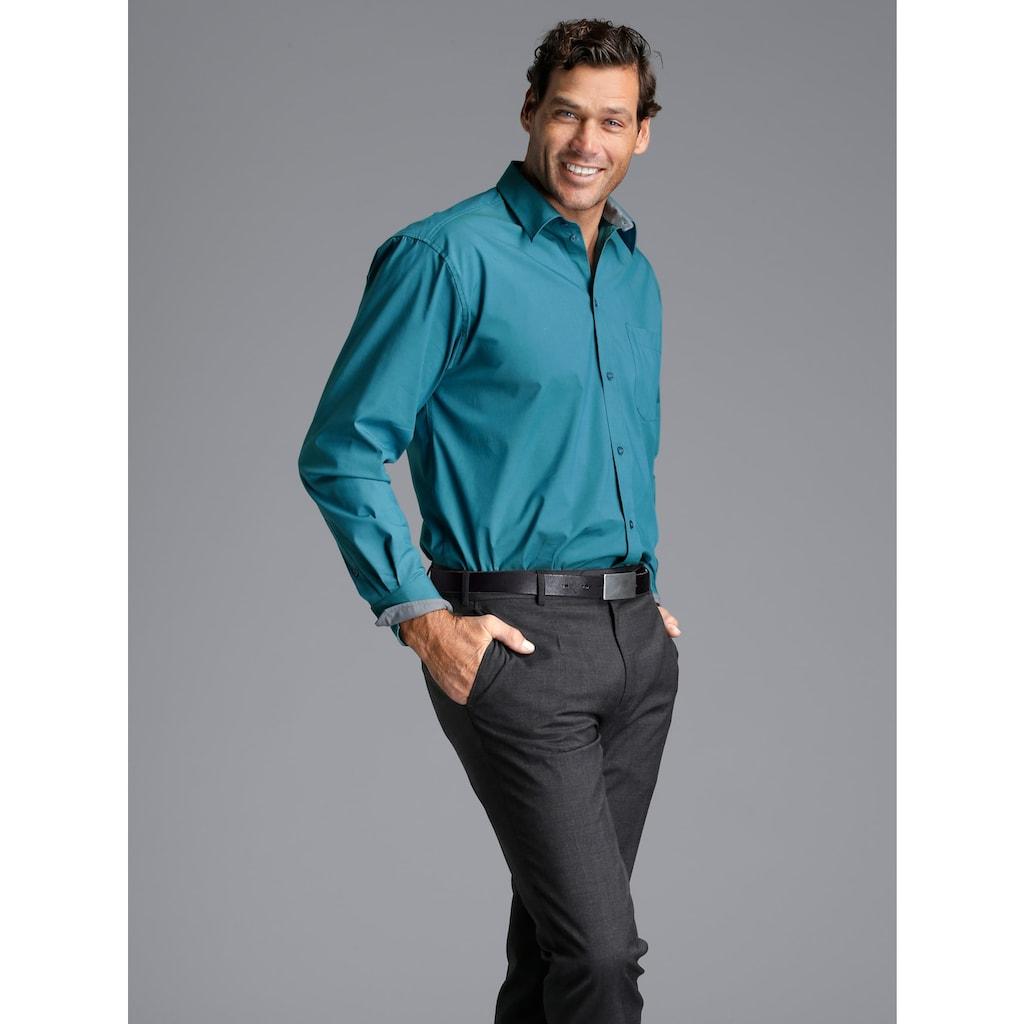 Men Plus by HAPPYsize Spezialschnitt Hemd