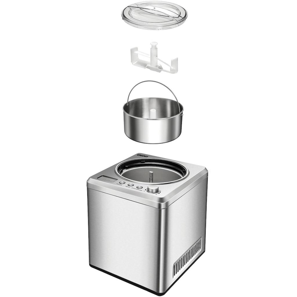 Unold Eismaschine »Exclusiv 48872«, 2 l, 180 W