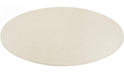 Wollteppich, »Shepherd«, Living Line, rund, Höhe 9 mm, maschinell gewebt kaufen