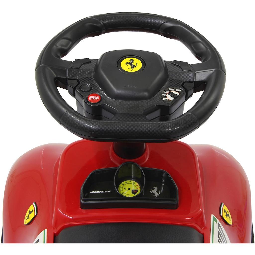 Jamara Rutscherauto »Ferrari 488 GTE«