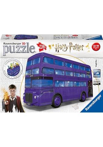 "Ravensburger 3D - Puzzle ""Harry Potter -  Knight Bus"" kaufen"