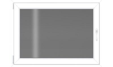 RORO TÜREN & FENSTER Kunststoff - Kellerfenster BxH: 100x60 cm, ohne Griff kaufen