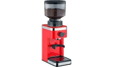 Graef Kaffeemühle CM 503, rot, Kegelmahlwerk kaufen