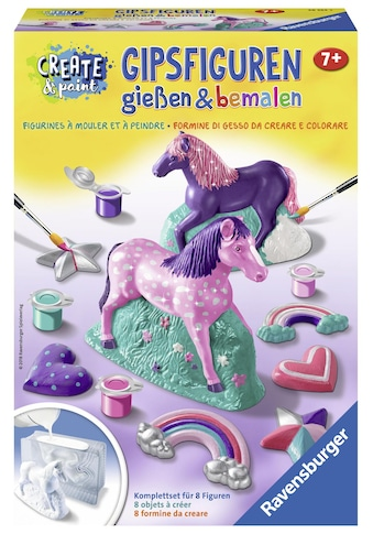 "Ravensburger Kreativset ""Create & Paint Fantasy Horse"" (Set) kaufen"