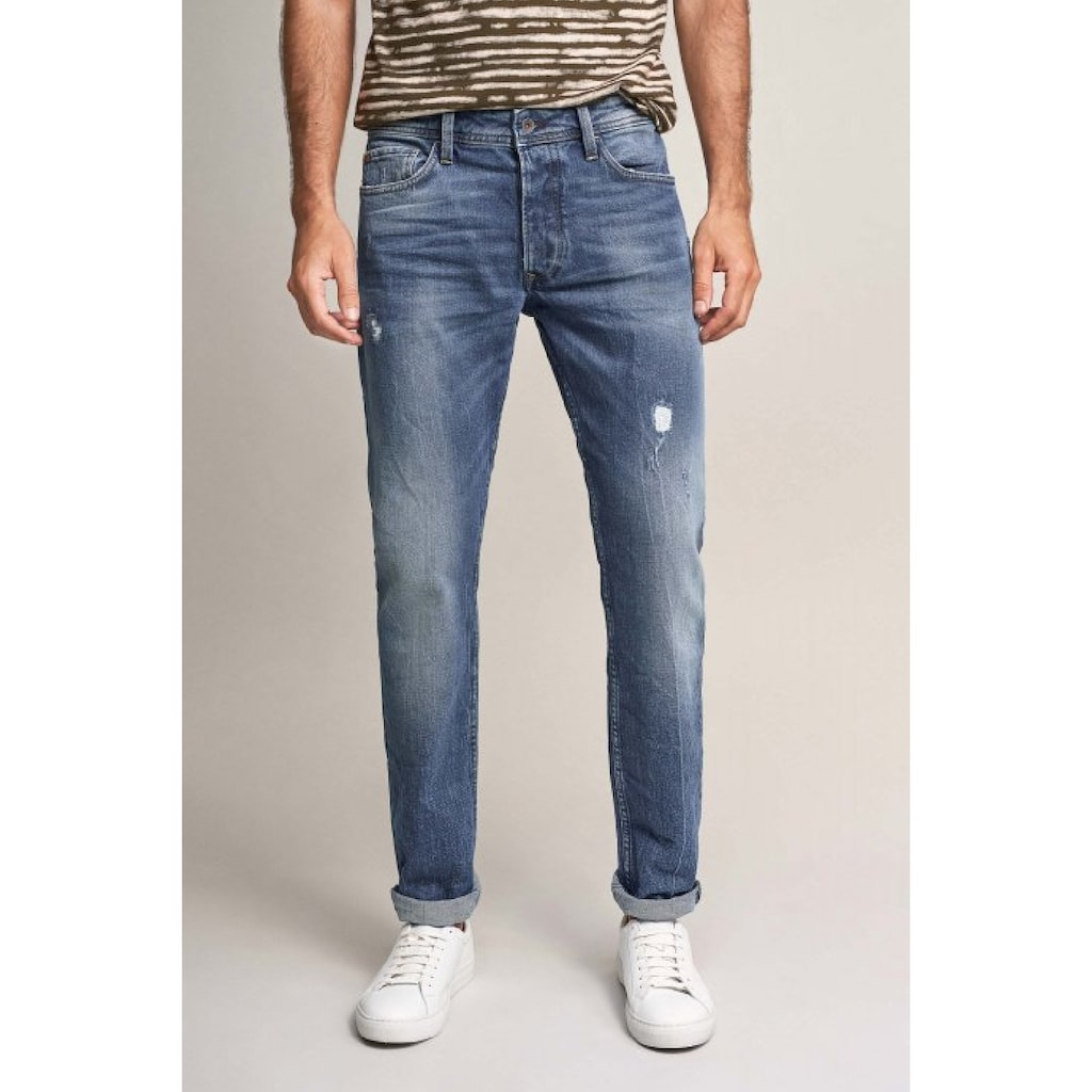 Salsa Tapered-fit-Jeans »Lima«