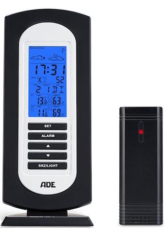 ADE »WS1822« Funkwetterstation (mit Außensensor) kaufen