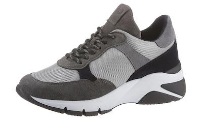 Tamaris Wedgesneaker »Elle«, mit Wechselfußbett kaufen