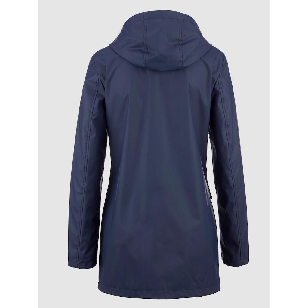 Dress In Regenjacke, mit Kapuze