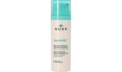 "Nuxe Gesichtsserum ""Aquabella Beauty Revealing Moisturizing Emulsion"" kaufen"