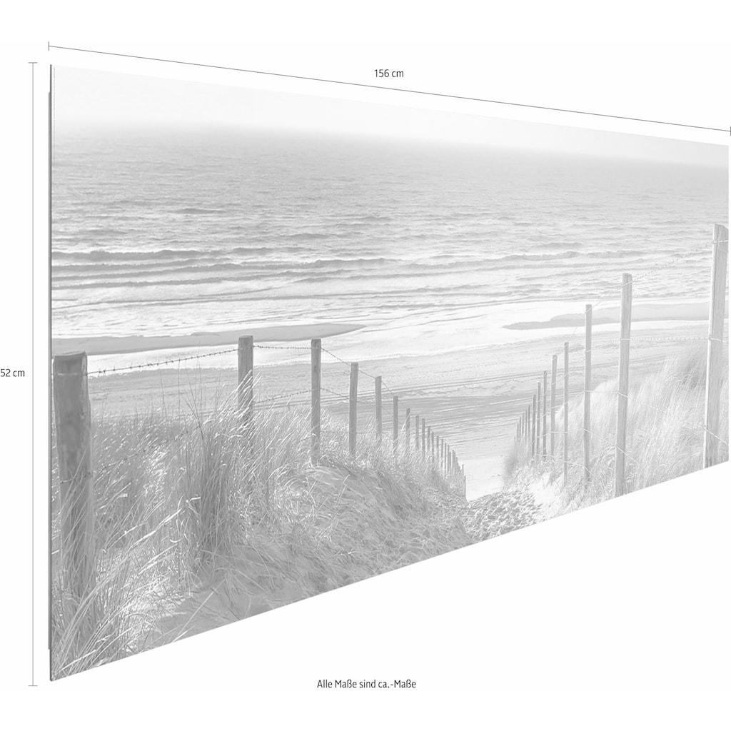 Reinders! Deco-Panel »Dünenweg«, 156/52 cm