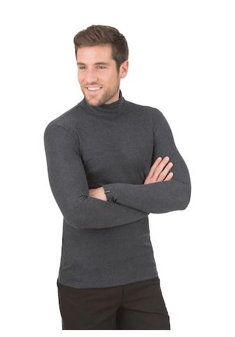 Trigema Rollkragenshirt kaufen