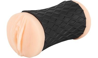 NATURE SKIN Masturbator »Pussy & Ass«, mit zwei Lustöffnungen kaufen