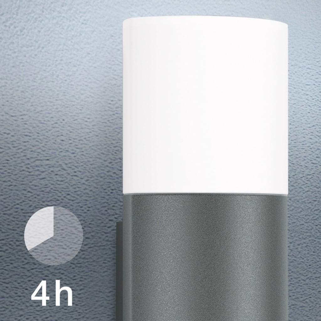 steinel Außen-Wandleuchte »L 910 LED«, LED-Board, 1 St., Warmweiß, Zeiteinstellung von 120 Sek. - 15 Min.