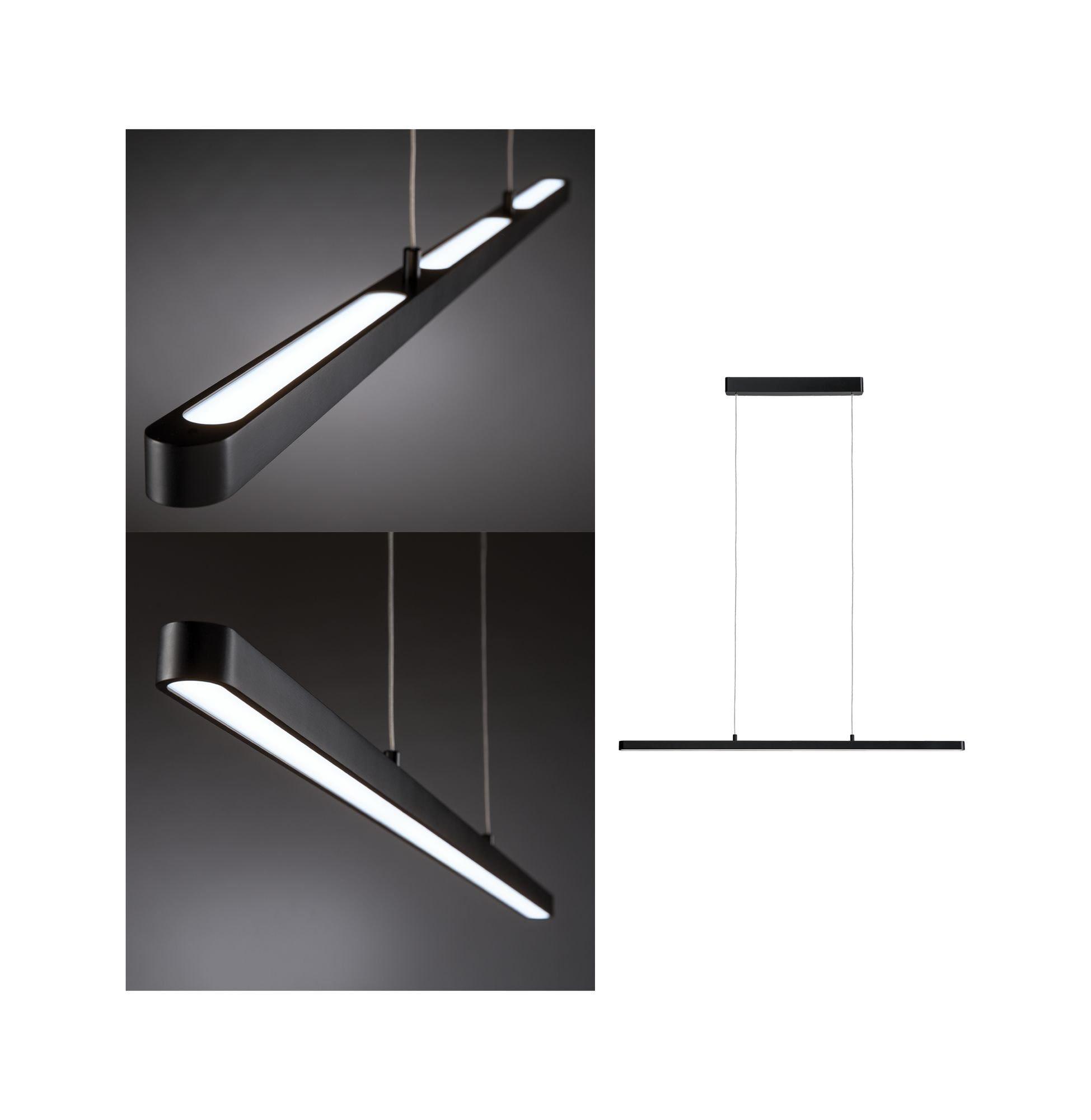 Paulmann,LED Pendelleuchte BLE Lento 43W Tunable White dimmbar höhenverstellbar