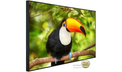 Papermoon Infrarotheizung »Kakadu«, sehr angenehme Strahlungswärme kaufen