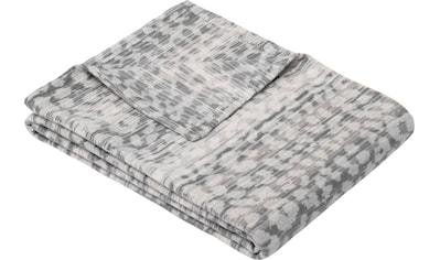IBENA Wohndecke »Sumatra«, mit Leo-Muster kaufen