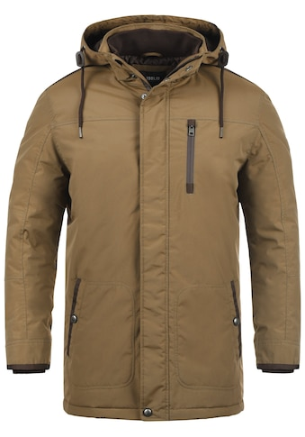 Solid Winterjacke »Dempsey«, warme Jacke mit abnehmbarer Kapuze kaufen