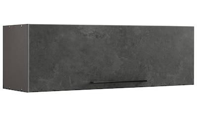 HELD MÖBEL Klapphängeschrank »Tulsa«, 100 cm breit, mit 1 Klappe, schwarzer... kaufen