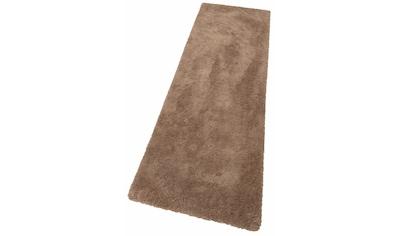 my home Hochflor-Läufer »Desner«, rechteckig, 38 mm Höhe, besonders weich durch Microfaser kaufen
