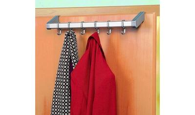 Ruco Türregal, (Set, 2 St.), Aluminium/Kunststoff, inkl. 6 Einhängehaken kaufen
