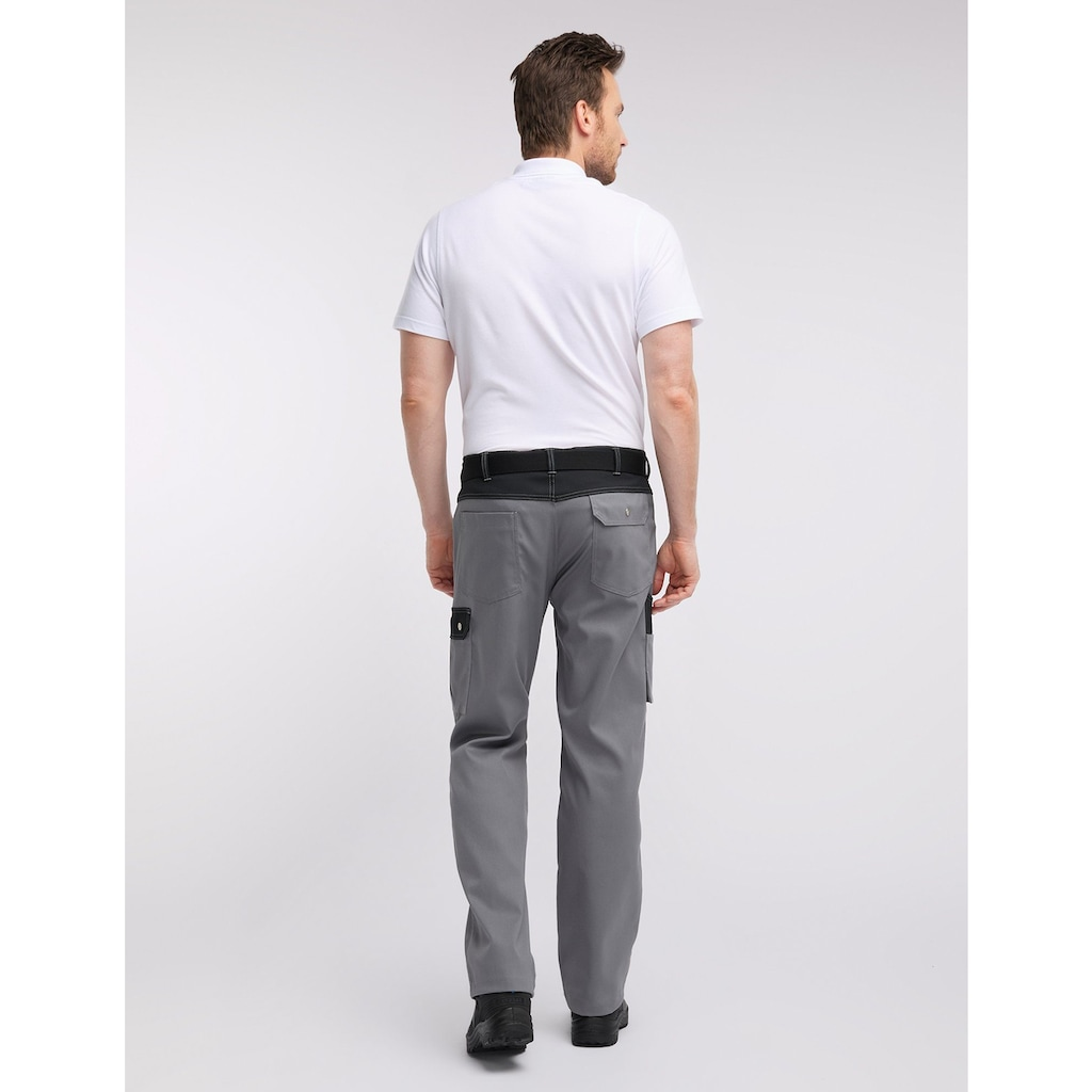 PIONIER WORKWEAR 5-Pocket-Bundhose Top Comfort Stretch