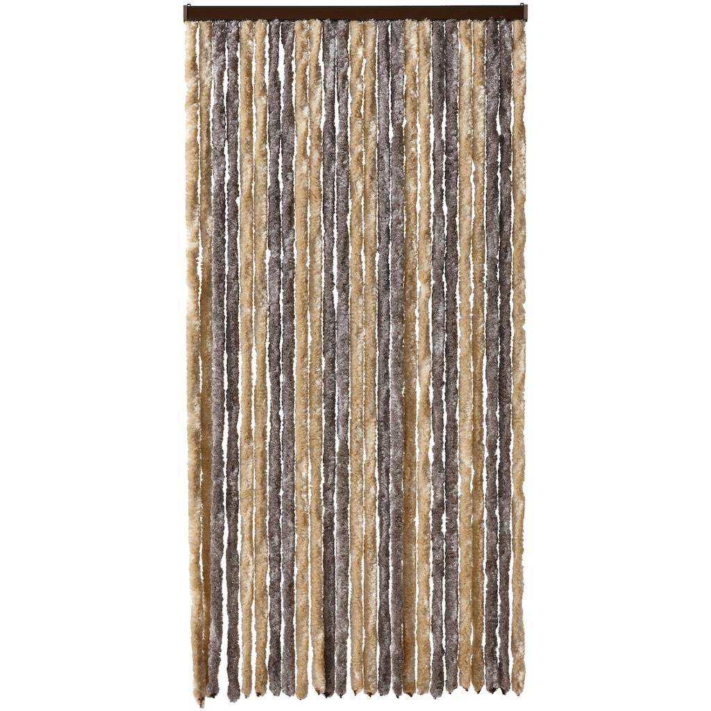 EXPLORER Insektenschutz-Vorhang, braun/beige