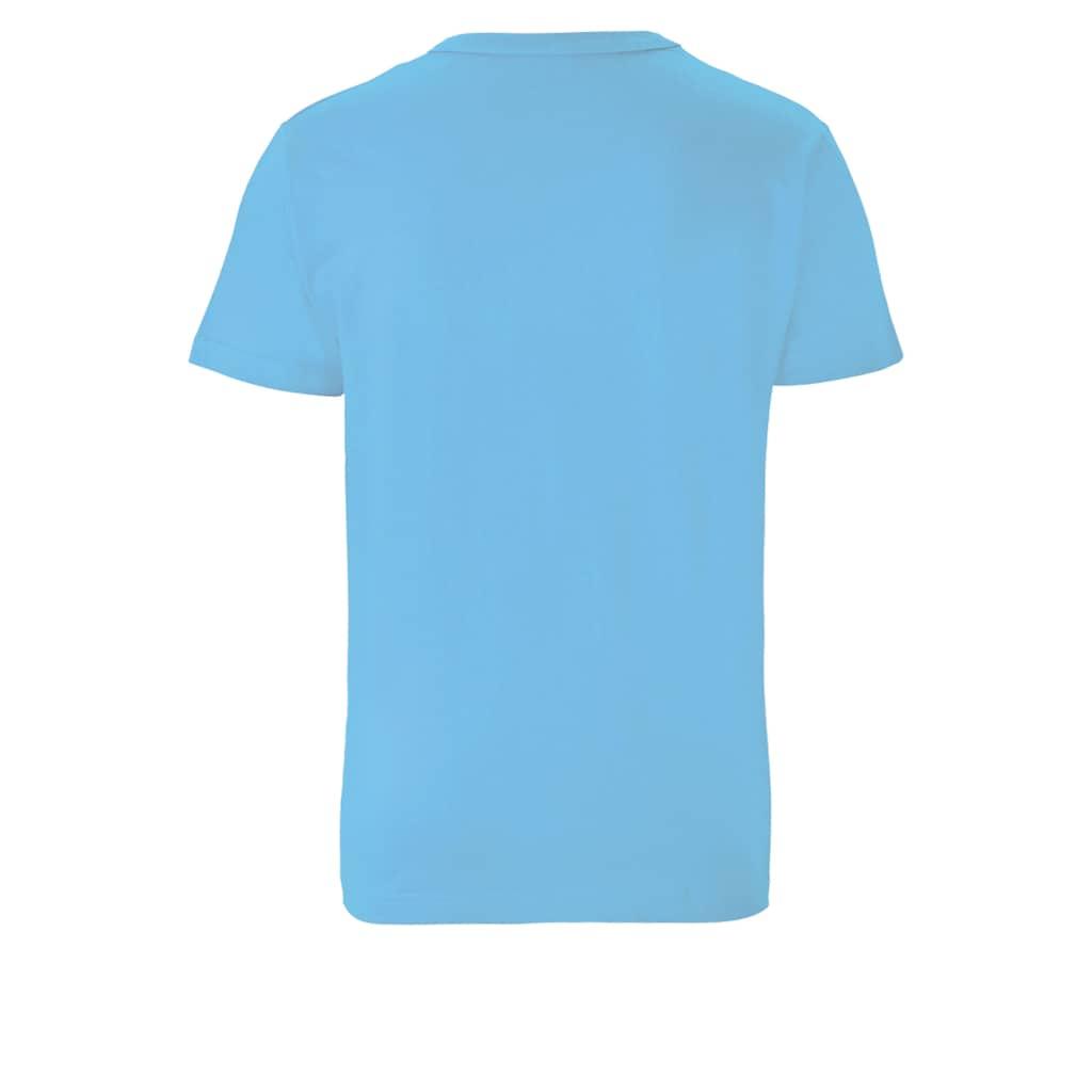 LOGOSHIRT Print-Shirt »Wickie und die starken Männer«, mit lizenziertem Originaldesign