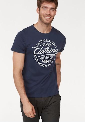 John Devin T-Shirt, mit Print kaufen