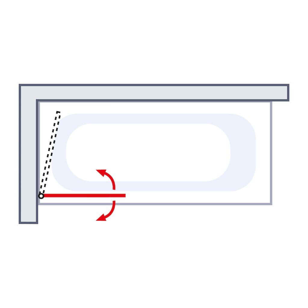 Schulte Badewannenaufsatz »Softline«, Breite: 80 cm
