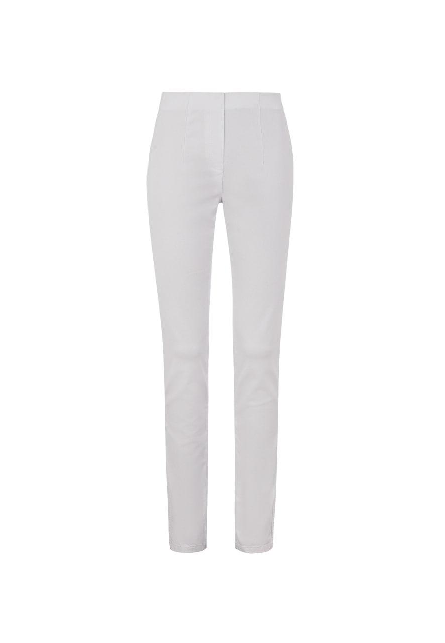 MILLION-X Röhrenjeans Happy Fit Stefania | Bekleidung > Jeans > Röhrenjeans | Weiß | Million-X
