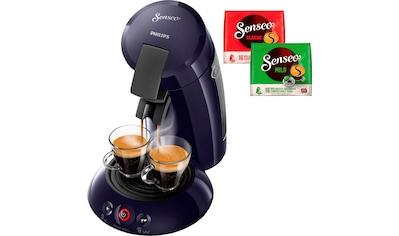 Senseo Kaffeepadmaschine HD6554/40 New Original kaufen
