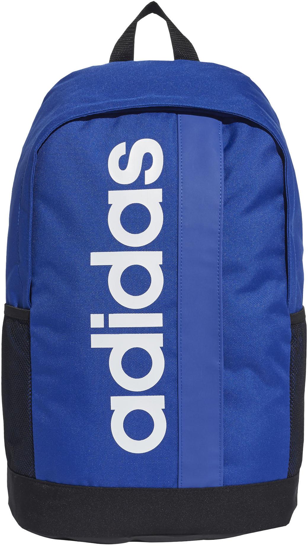 adidas Performance Sportrucksack LINEAR CORE BACKPACK blau Herren Taschen Rucksäcke