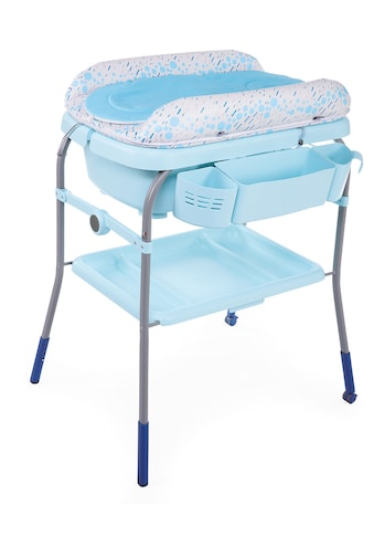 Chicco Wickeltisch »Bade-/Wickelkombination Cuddle & Bubble Comfort, Ocean«, bis 11... kaufen