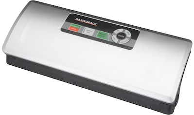 Gastroback Vakuumierer »Design Vakuumierer Plus 46008«, inkl. 10 Folienbeutel kaufen