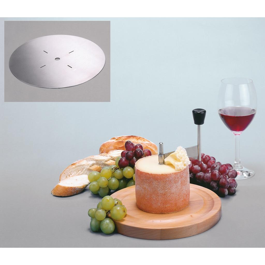 GSD HAUSHALTSGERÄTE Käsehobel, für Tete de Moine Käse