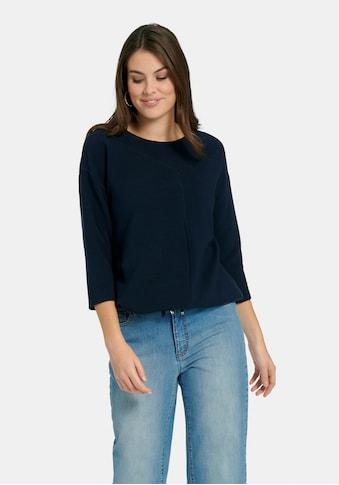 Emilia Lay Sweatshirt »mit 3/4-Arm« kaufen