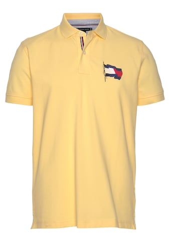 Tommy Hilfiger Poloshirt »1985 WAVY FLAG REGULAR POLO« kaufen