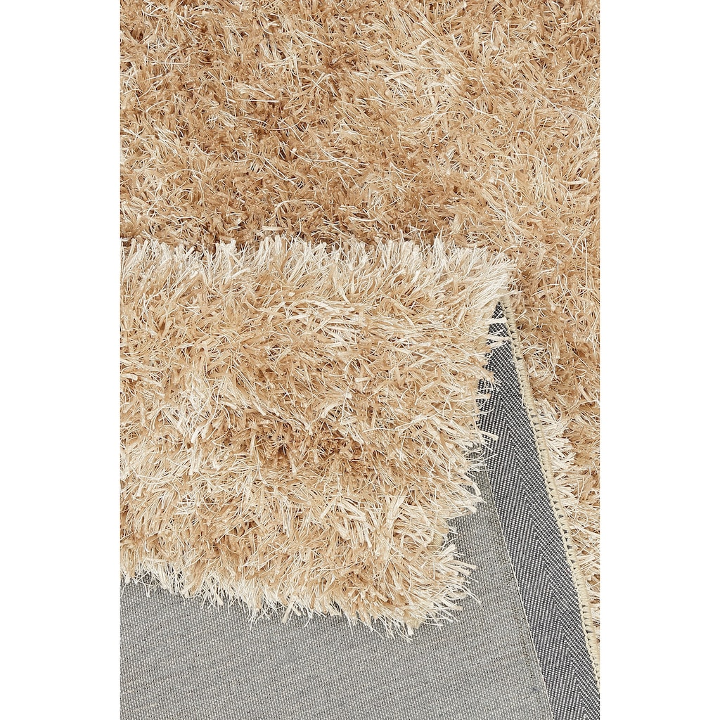 Esprit Hochflor-Teppich »Cool Glamour 1«, rechteckig, 50 mm Höhe, Wohnzimmer