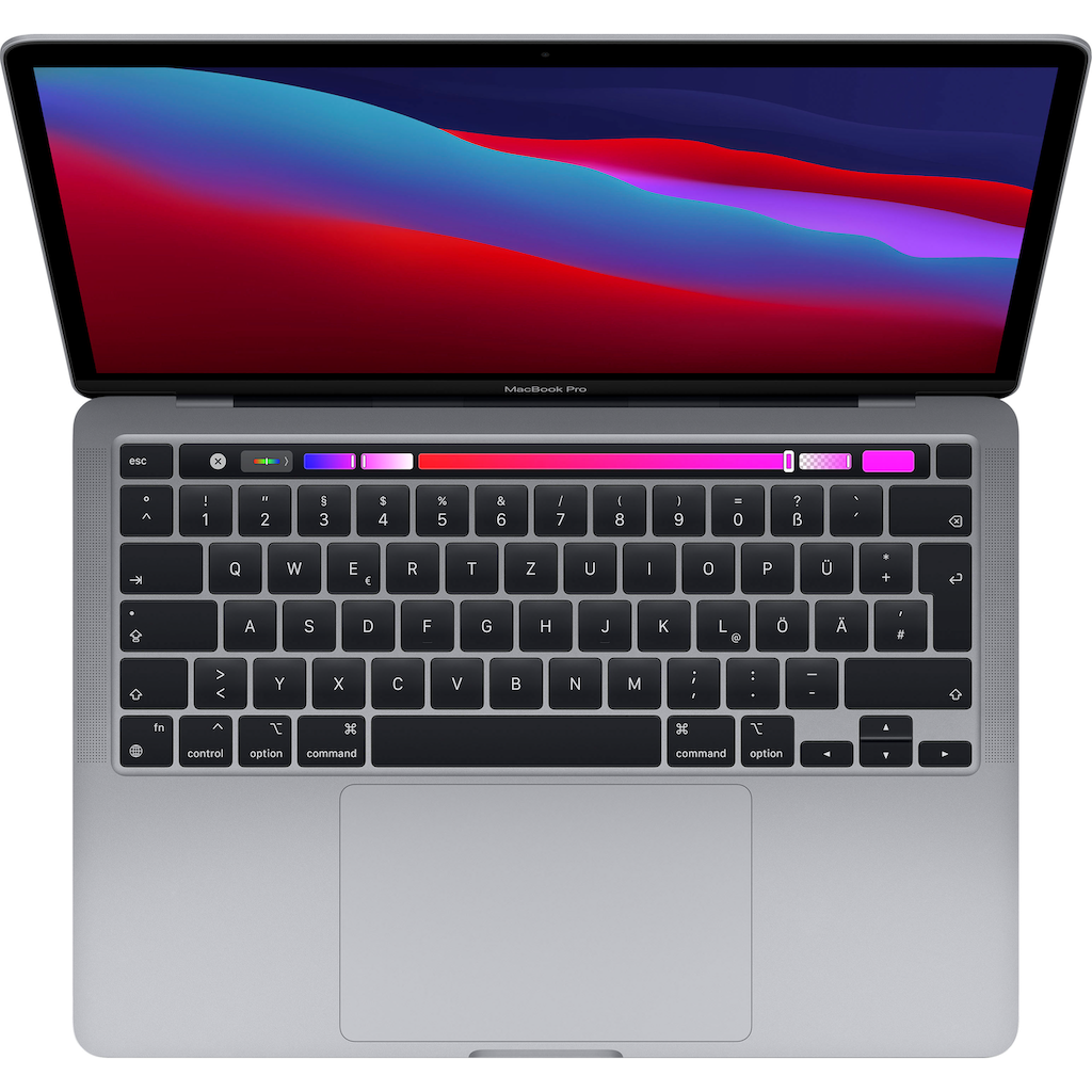 """Apple Notebook »MacBook Pro 13""""«, (33,78 cm/13,3 """" Apple \r\n 1000 GB SSD)"""