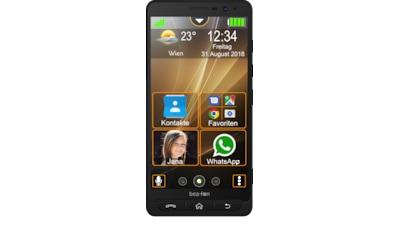 Beafon Smartphone »M5« kaufen