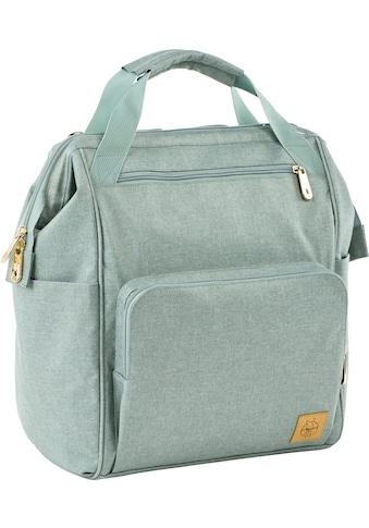 Lässig Wickelrucksack »Glam Goldie, Backpack mint« kaufen