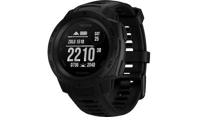 Garmin Instinct Tactical Smartwatch kaufen