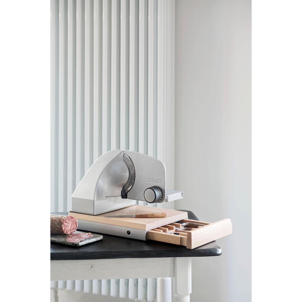 Graef Allesschneider »Sliced Kitchen SKS 850, silber«, 170 W